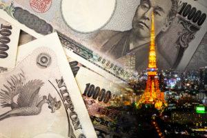 東京タワーとお金
